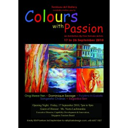 Colours with Passion