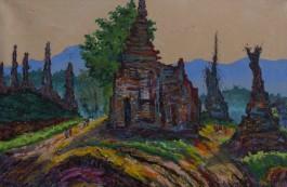Inle Relics, Myanmar