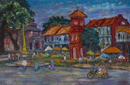 Malacca Town Hall, Malaysia