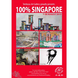 100% Singapore Group Exhibition