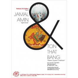 Jamal Amin & Ton That Bang Joint Exhibition