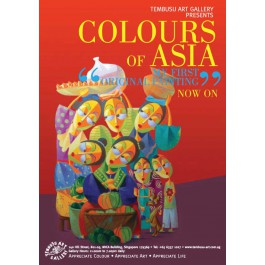 Colours of Asia