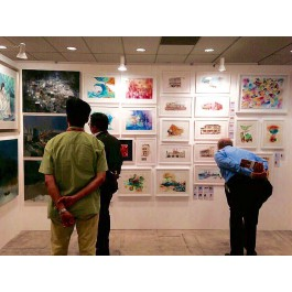 Tembusu Art Gallery at Affordable Art Fair - 2C-03, November Edition, 2014