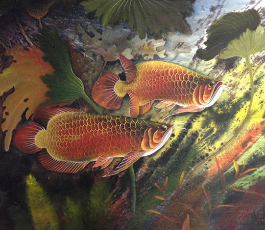 I Wayan Arta, Oil on Canvas, 68cm x 89cm